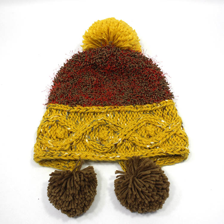 The quality of knitted winter hats is the focus of the people who buy  knitted winter hats 3775c9e4bc8c